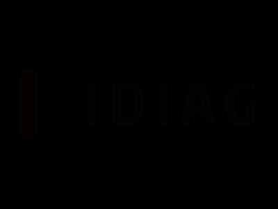 idiag logo crni